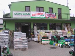 AGRO-MAX Centrum Ogrodnicze Jan i Alicja Krużel Sp. J.