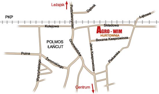 AGRO-WIM - Hurtownia artykułów ogrodniczych