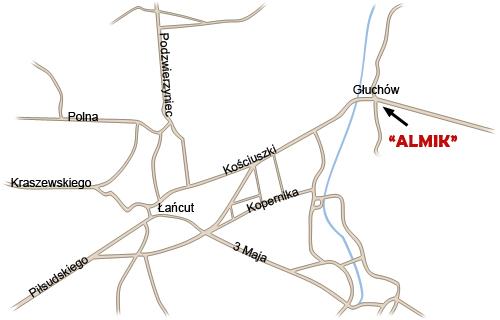 ALMIK - produkcja knotów do zniczy, świec
