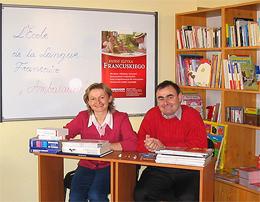 AMBASADOR - Szkoła Języka Francuskiego
