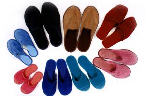 ANNA Produkcja i Sprzedaż Pantofli Domowych (Tekstylnych)