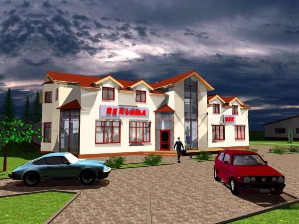 ARCHIKOM Biuro Obsługi Inwestycyjnej - projekty, projekty budowlane, projekty domów, projekty gotowe, projekty budynków usługowych
