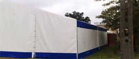 ASWE - producent namiotów, producent hal namiotowych, spawanie konstrukcji ze stali nierdzewnej i aluminium