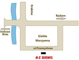 A-Z SERWIS Andrzej Zakrzewski