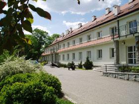 Baranów Sandomierski - Zespół  Pałacowo-Parkowy