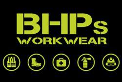 BHPs - artykuły BHP, odzież robocza, obuwie robocze, rękawice robocze, apteczki samochodowe, kamizelki ostrzegawcze, lampy ostrzegawcze, gaśnice, środki czystości, hełmy, nakrycia głowy,