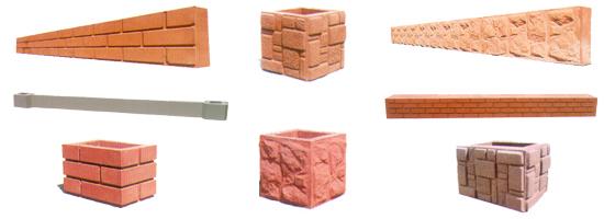 BROSPOL S.C. - ogrodzenia betonowe, galanteria ogrodzeniowa, bloczki fundamentowe