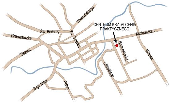 Centrum Kształcenia Praktycznego w Ropczycach