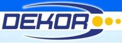 logo DEKOR