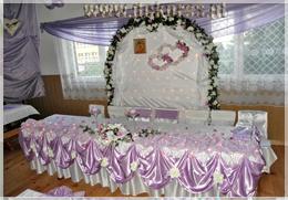 DEKORSS - dekoracje ślubne, dekoracje sal weselnych, dekoracje kościołów, wystrój sal, dekoracje sylwestrowe, dekoracje weselne