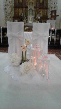 DEKORSS Rzeszów - dekoracje ślubne, dekoracje sal weselnych, dekoracje kościołów, wystrój sal, dekoracje sylwestrowe, dekoracje weselne