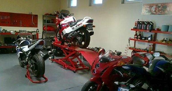 DESMOTORS Serwis i komis motocyklowy