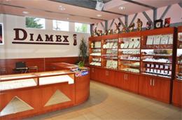 DIAMEX - jubiler, obrączki, diamenty, grawerowanie