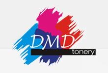 logo DMD - Tonery, tusze, regeneracja, produkcja, skup, materiały biurowe, serwis drukarek