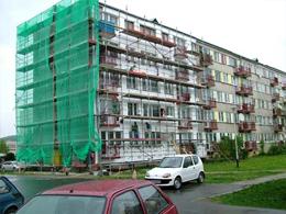 DS - BUD docieplanie budynków, elewacje