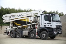 Firma DUBIEL - betoniarnia