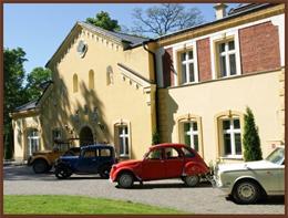 BORATYN - Zespół Pałacowo Parkowy - wesela, przyjęcia okolicznościowe, szkolenia, spotkania biznesowe