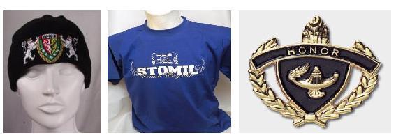Gadzetykibica.com - Produkcja pamiątek sportowych, szale, czapki, odznaki, koszulki, bluzy