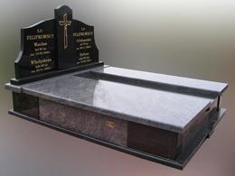 GRANIT -  zakład kamieniarski - nagrobki - Sanok, Brzozów, Lesko, Ustrzyki Dln., Krosno, usługi kamieniarskie, nagrobki granitowe, blaty granitowe, parapety, schody