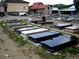 GRANIT -  zakład kamieniarski - nagrobki - Sanok, Brzozów, Lesko, Ustrzyki Dln., Krosno