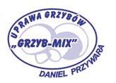 logo Uprawa Grzybów GRZYB-MIX Daniel Przywara