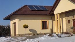 HYDRO-PAKAR Technika Grzewcza i Sanitarna, Kolektory słoneczne z dofinansowaniem