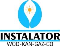 logo F.U.H. INSTALATOR WOD-KAN-GAZ-CO, MONTAŻ - instalacje wod-kan, centralnego ogrzewania, gazowe, kolektory słoneczne, pompy ciepła
