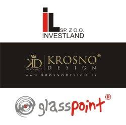 INVESTLAND Sp. z o.o. - drzwi szklane, kabiny prysznicowe, elementy szklanej architektury wnętrz