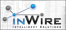 logo inWire Daniel Siembida - inteligentne instalacje, inteligentny dom, alarmy, instalacje elektryczne