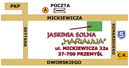 Jaskinia Solna MARIANNA
