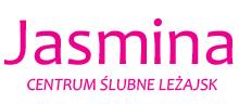 """logo Salon Mody Ślubnej """"JASMINA"""""""