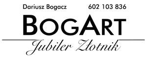 logo BOGART - DARIUSZ BOGACZ