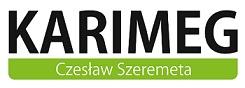 logo Przedsiębiorstwo Produkcyjno-Handlowo-Usługowe KARIMEG Czesław Szeremeta