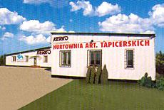 KERKO Sp. z o.o. - formatki, przetwórstwo i sprzedaż pianki poliuretanowej, produkcja układów materacowych, formatek tapicerskich oraz artykułów tapicerskich