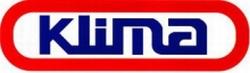 """logo """"KLIMA"""" Kruczek J. Wożniak T."""