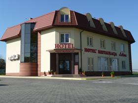Hotel** i Restauracja LELIWA