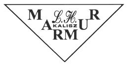 logo Przedsiębiorstwo Produkcyjno-Handlowo-Usługowe MARMUR