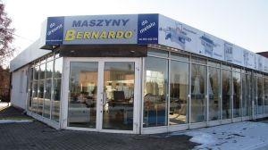 Maszyny do drewna i metalu Bernardo, meblekuchennenawymiar