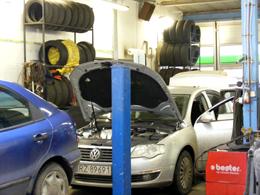 MOTO-CAR - Serwis samochodów osobowych i dostawczych