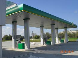 PETROSANIT - budowa stacji paliw, dystrybutory paliwowe, zbiorniki paliwowe