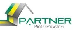 logo PARTNER - Usługi instalacyjno budowlane, Kolektory słoneczne, Centralne odkurzanie, Instalacje sanitarne.