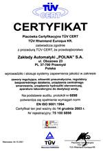 Zakłady Automatyki POLNA S.A.