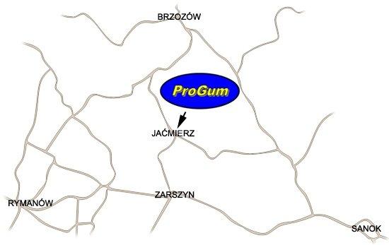 PROGUM - Przedsiębiorstwo Produkcyjno-Handlowo-Usługowe