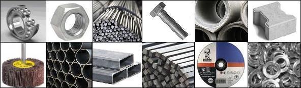 ROZMET - pręty, śruby, łożyska, ściernice, części do maszyn budowlanych, materiały budowlane, śruby imbusowe, śruby sześciokątne, nakrętki, podkładki, wykręty, tarcze do cięcia, tarcze do szlifowania, pręty walcowane, pręty ciągnione, blachy