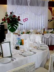 Restauracja Sabatini - catering; wesela; komunie; konferencje, bankiety w Rzeszowie