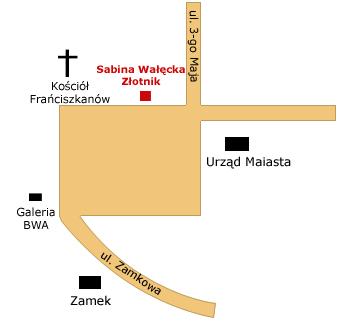 Sabina Wałęcka - Złotnik