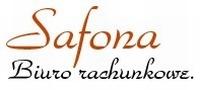 """logo Biuro rachunkowe """"SAFONA"""" - Księgowość firm"""