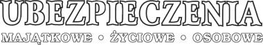 logo Ubezpieczenia, Pośrednictwo Ubezpieczeniowe - Witkowska