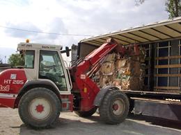 SanTa-EKO Sp. z o.o. - odbiór odpadów komunalnych i przemysłowych, recykling, surowce wtórne, odbiór azbestu, odśnieżanie, zimowe utrzymanie terenów
