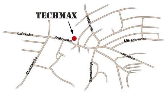 TECHMAX- elektromechanika, pilarki, kosiarki, serwis